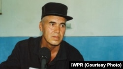 Uzbek journalist Muhammad Bekjon (file photo)