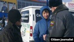 Полиция томонидан 79 муҳожир ушланган.