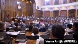 Parlamenti i Serbisë