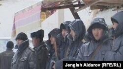 Андарактагы жаңжалдан кийин, 30-декабрь, 2011-жыл