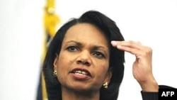 وزیر امور خارجه آمریکا گفت: «پس از این گزارش دلیل خوبی وجود دارد که سومین قطعنامه شورای امنیت به جریان بیافتد.» ( عکس: AFP)