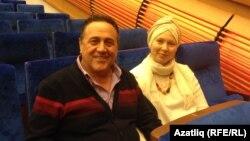 Ренат Ибраһимов хатыны белән