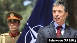 Sekretari i Përgjithshëm i NATO-s, Anders Fogh Rasmussen, foto nga arkivi