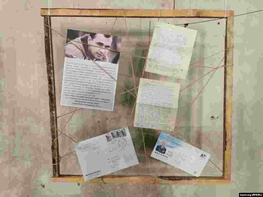 У столиці Білорусі Мінську до дня народження українського режисера Олега Сенцова 13 липня 2019 року організували виставку «Лист у клітинку», що складалася з листів політв'язнів, малюнків, виробів, а також дискусій колишніх політв'язнів