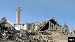 Российские военные в Ливане примут участие в восстановительных работах
