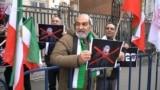 Proteste ale iranienilor din România