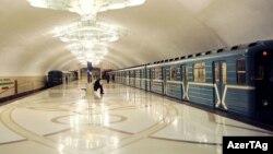 Bakı metrosu