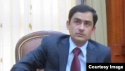 Кадамжан Сафизода.