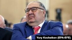 Миллиардер Алишер Усмонов.