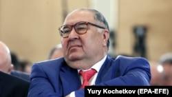 Алишер Усмонов, миллиардери узбектабори Русия.