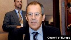 لاوروف می گوید هدف قطعنامه پیشنهادی مجازات ایران نیست
