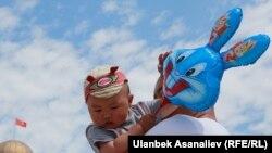 Каждая кыргызская жена должна родить мальчика?