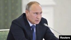 Ресей президенті Владимир Путин. 26 тамыз 2013 жыл.