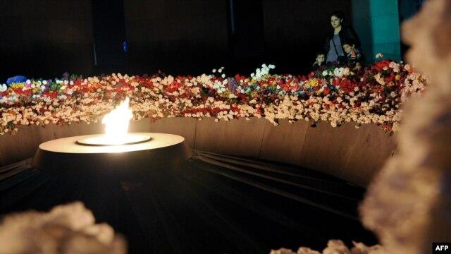 بنای یادبود نسلکشی ارمنی ها در ایروان