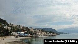 Na izborima u Herceg Novom (na fotografiji) za partiju Mila Đukanovića glasalo je gotovo hiljadu birača manje nego na prethodnim lokalnim izborima