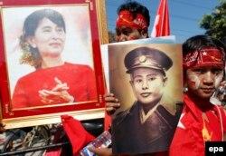 حامیان اتحاد ملی برای دمکراسی