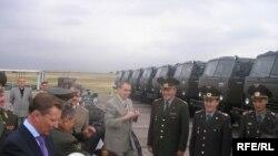 რუსეთის სამხედრო ბაზა ყირგიზეთში