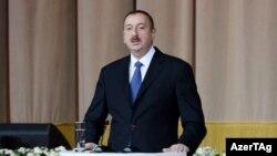 Ильхам Алиев, 2012