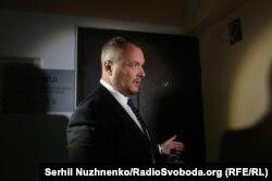 Народный депутат Андрей Артеменко в Центре перспективных исследований, 13 апреля 2017