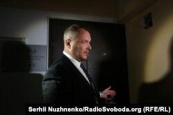 Народний депутат Андрій Артеменко, який перебуває біля Міжнародного центру перспективних досліджень