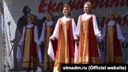Відкриття туристичного сезону «Катерининська миля» в Сімферополі, 29 квітня 2017 року
