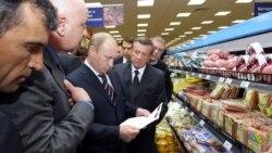 Россия Ўзбекистонга қарашли 20 тонна чўчқа гўштини ҳудудидан ўтказмади