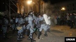 Побиття активістів Євромайдану спецпризначенцями «Беркуту», 30 листопада 2013 року