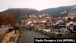 Pamje nga një pjesë e Prizrenit