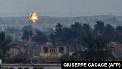 Eksplozija u Sriji, ilustrativna forografija