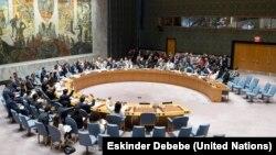Рада безпеки ООН 26 листопада проводила засідання, скликане на прохання України з формулюванням «у зв'язку з воєнною агресією Росії в Чорному і Азовському морях»