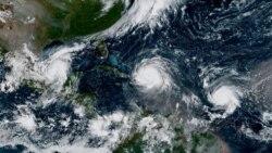 """""""Irma"""" devastează insule din Marea Caraibelor și amenință Florida"""