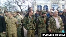 """""""Самооборона Севастополя"""". 23.02.2015"""