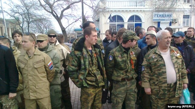 Рада установила официальной датой начала временной оккупации Крыма 20 февраля 2014 года - Цензор.НЕТ 780