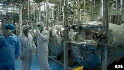 کارخانه تبدیل اورانیوم در اصفهان