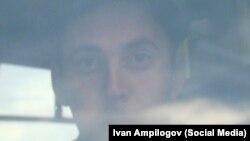 Іван Ампілогов, російський письменник із Криму