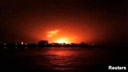 Eksplozija na indijskoj podmornici