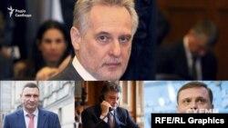 Після зустрічі у готелі «Рітц» Віталій Кличко передумав балотуватися і підтримав кандидатуру Порошенка