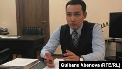 Астана қалалық білім басқармасының басшысы Әнуар Жанғозин