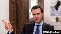Președintele sirian Bashar al-Assad (foto de arhivă)
