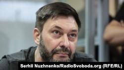 Кирило Вишинський перебуватиме під вартою до 19 вересня включно