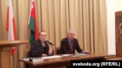 Эльжбета Інеўская і Анатоль Бутэвіч