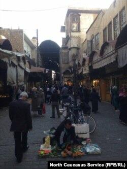 Улица в Дамаске