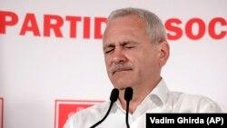Лидърът на социалдемократите Ливиу Драгня