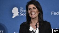E nominuara për ambasador të SHBA-së në OKB, Nikki Haley