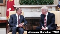 Встреча Сергея Лаврова и Дональда Трампа, 10 мая 2017 года