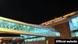 аеродромот во Тбилиси