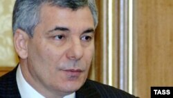 Has Arsen Kanokov been warned personally, or is a message being sent about corruption generally?