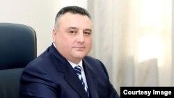 Эльдар Махмудов в 2015 году, когда он занимал пост министра нацбезопасности.