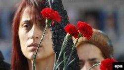 Исполнилось восемь лет теракту в Беслане