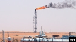 میدان نفتی خریص در عربستان سعودی